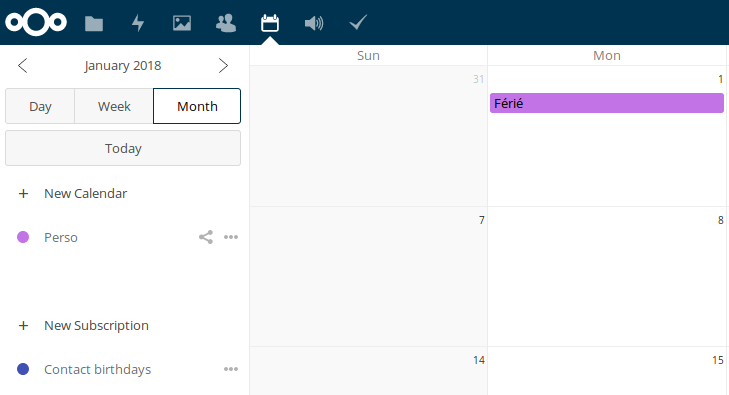 Google calendar alternative